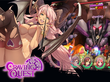 Play Craving Quest Game for Free!
